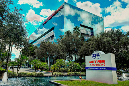 Duty Free Americas Corporate Offices in Hollywood, FL