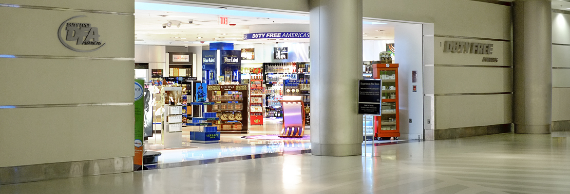 Duty Free Americas - committed to become the best travel retailer in the US and Internationally!