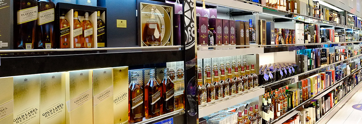 Duty Free Americas - All of your favorite liquor and spirits!